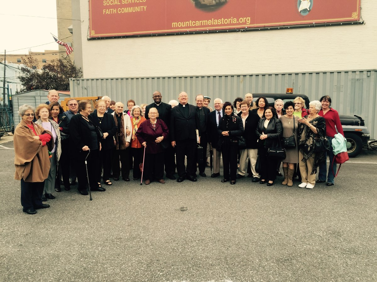 Parish Pilgrimage: Our Lady of Mount Carmel Church – November 3, 2016