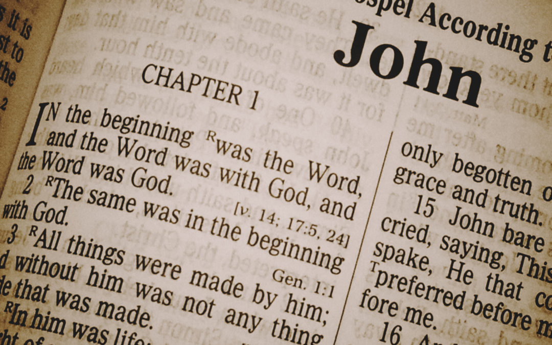 Bible Study: The Gospel of John Continues