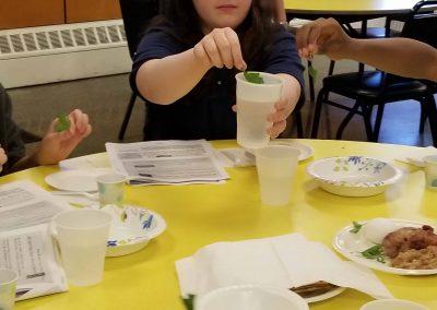 Model Seder at DWCA 3