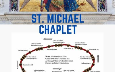 Holy Hour with St. Michael's Chaplet